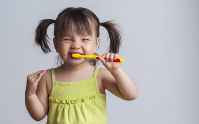 5 Principles of Children's Dental Health