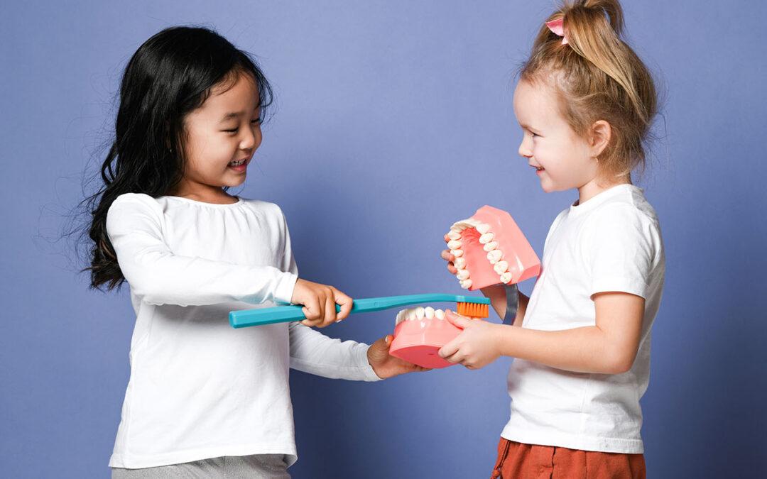 Children's Dental Care Made Easy.