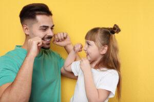 How to Make Kids Brush Teeth - Tips & Tricks | Ellerslie 66.