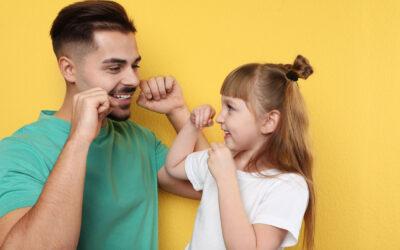 Tips: How to Make Kids Brush Teeth and Floss
